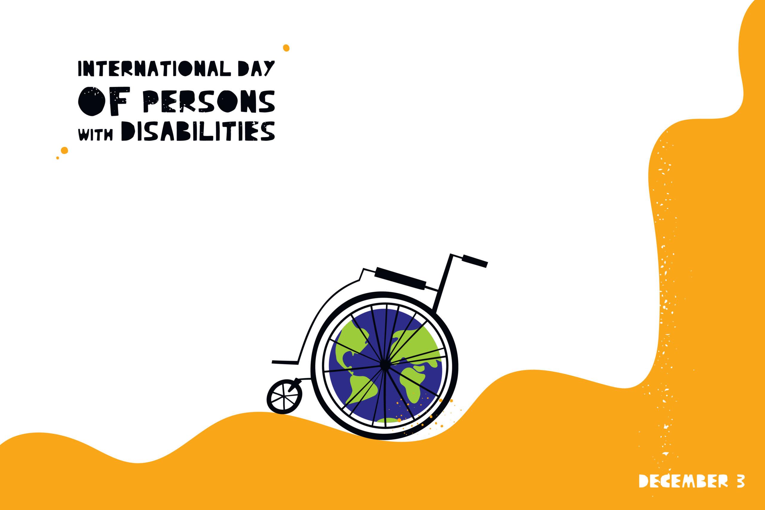 Assistenzgerechtigkeit anlässlich des UN-Welttages für Menschen mit Behinderungen